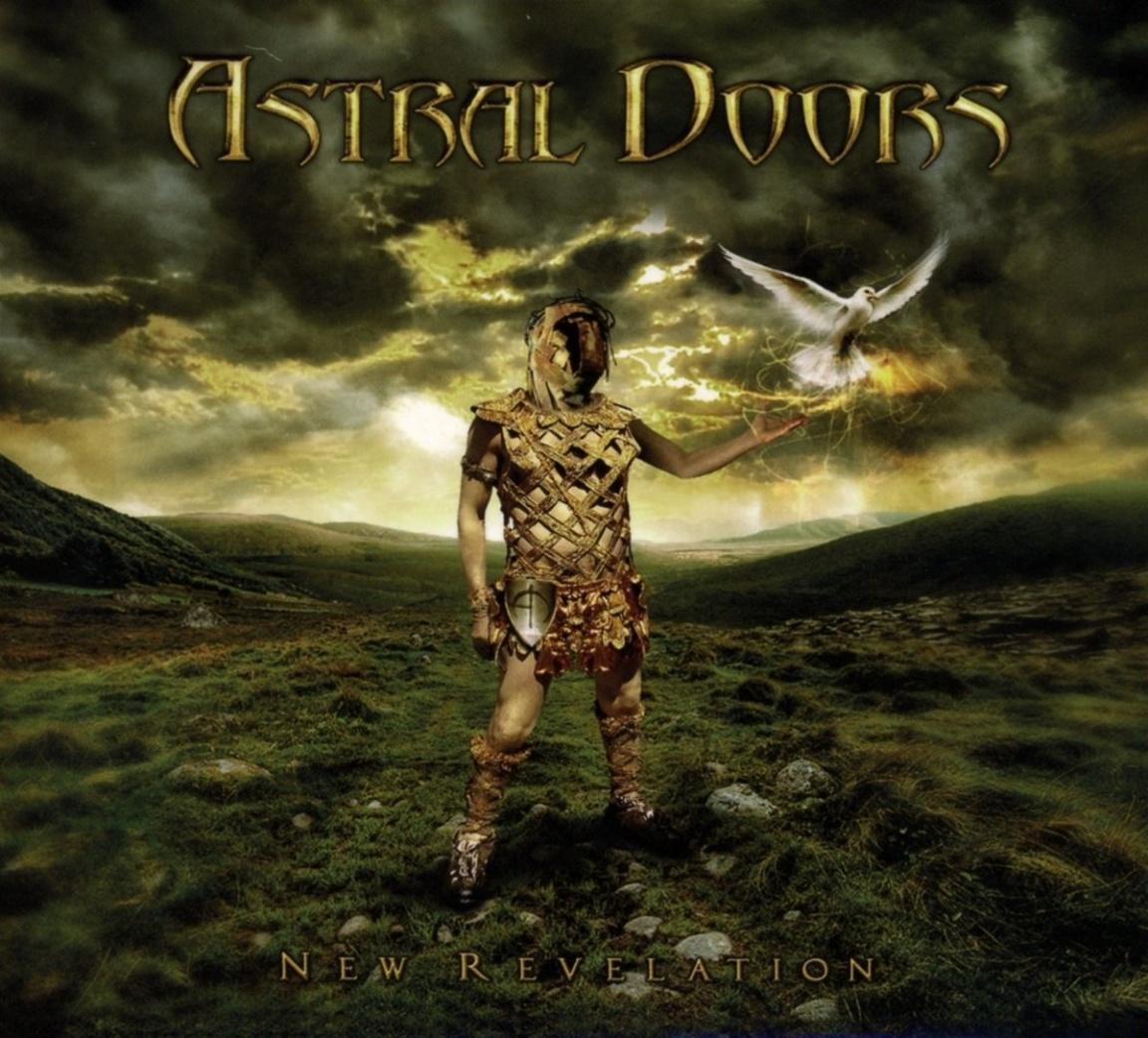 Astral Doors - New revelation & Astral Doors - New revelation - 8raita Pezcame.Com