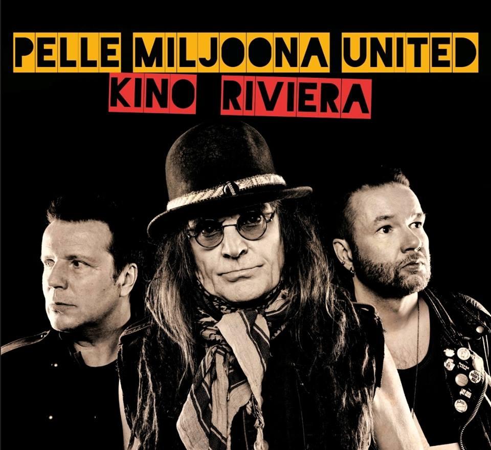Pelle Miljoona United - Kino riviera