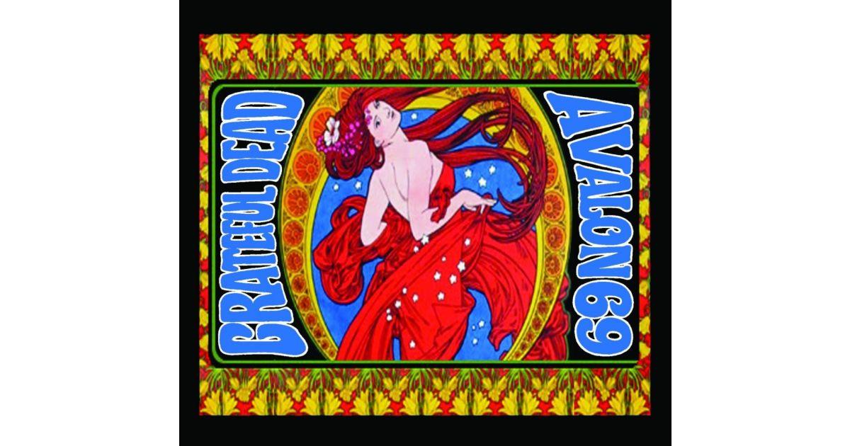 Lot Detail - 1996-Avalon Ballroom-Aoxomoxoa Grateful Dead
