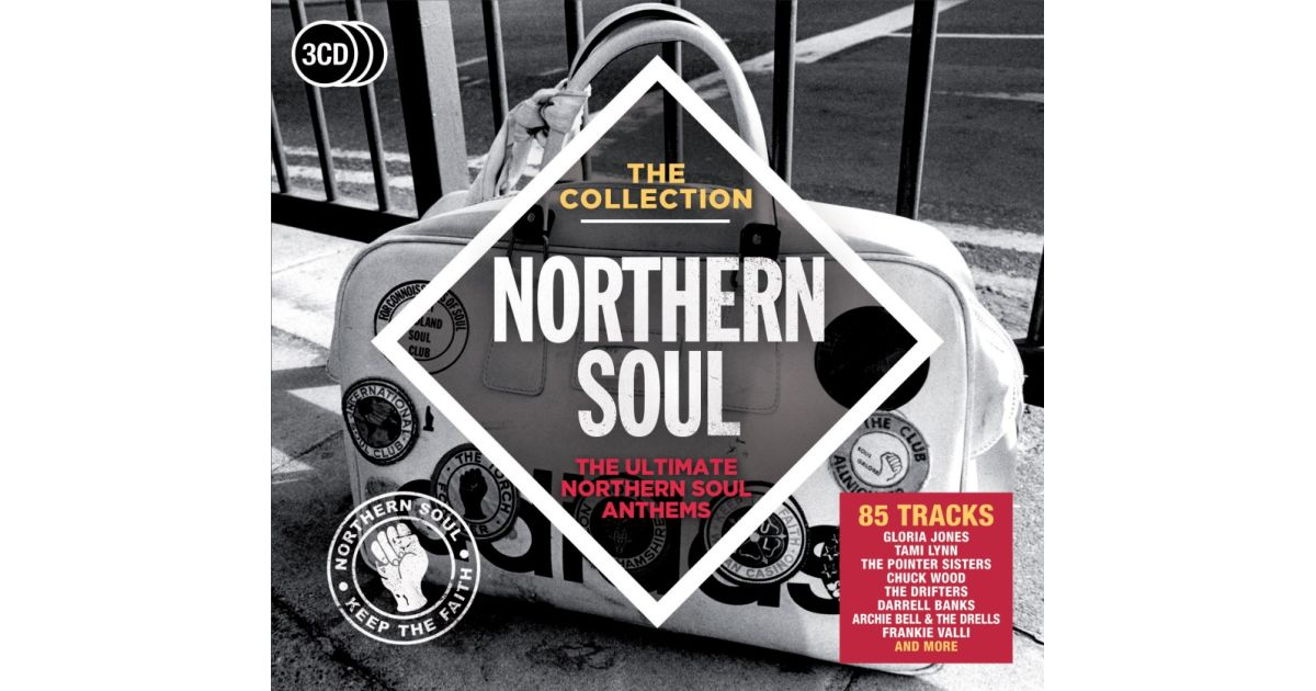 v/a - Northern soul: The ultimate northern soul anthems