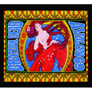 Lot Detail - 1966-FD-40-OHB-A-Avalon Ballroom-Grateful